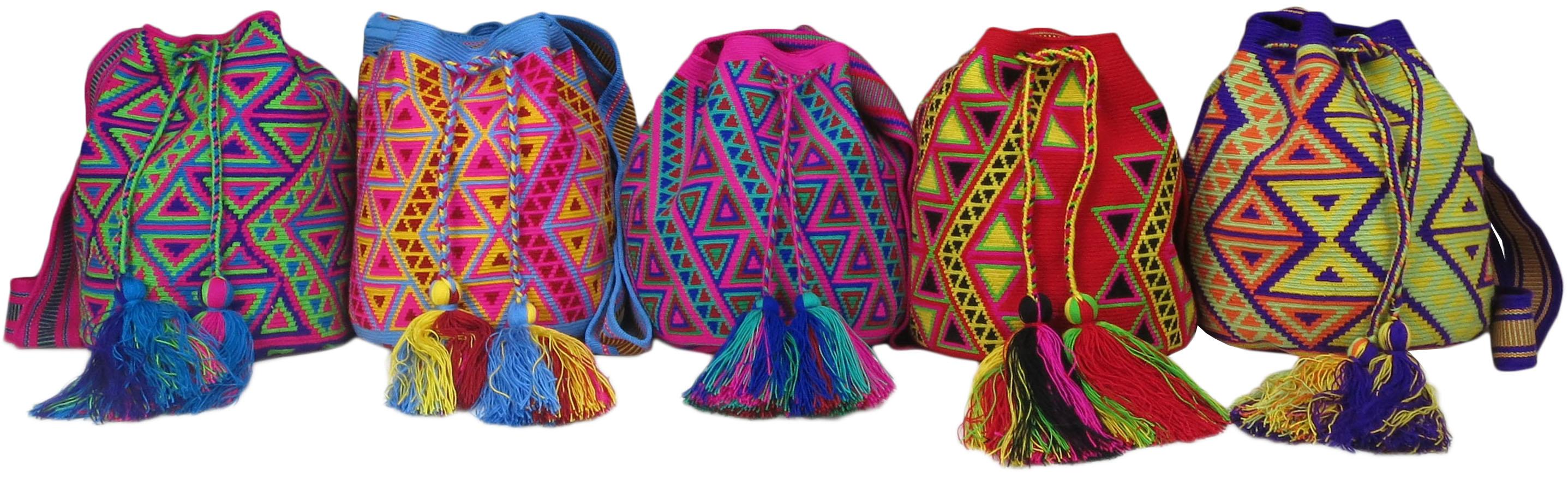 Croche Handbags