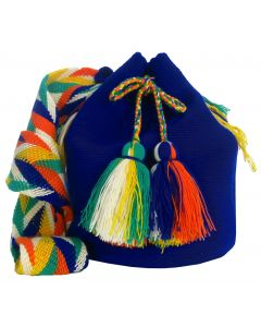 Wayuu Mochila Bag by ACROSS THE PUDDLE