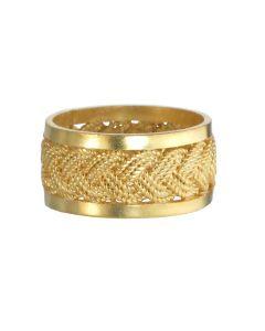 Braided Filigree Ring (Multiple Options)
